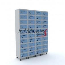 Armário Caixa Postal ACPF 504/40 c/ fechadura